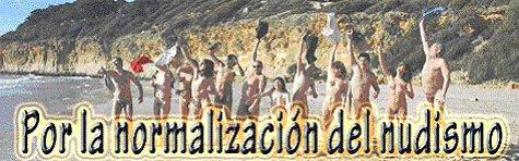 normalizacion del nudismo