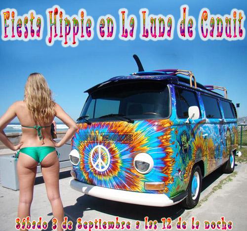 Fiesta hippie Asociación de Parejas Liberales de Asturias
