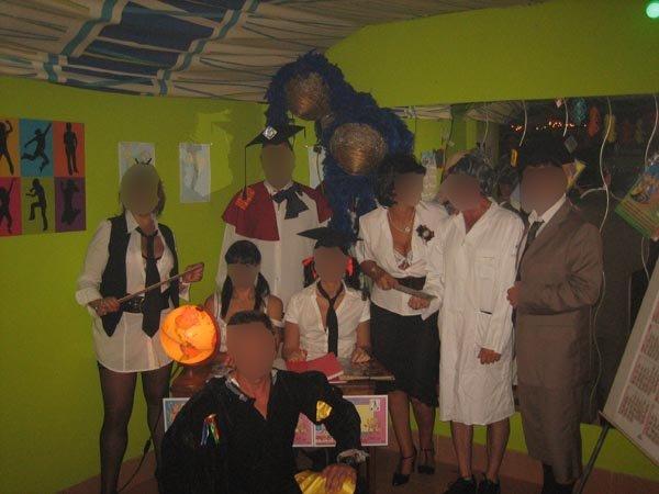Fiesta Vuelta al Cole en La Luna de Canuit