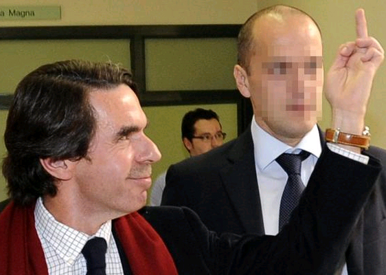 Aznar Miedocracia